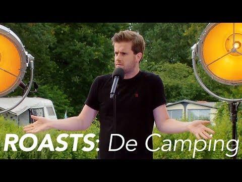 Martijn ROAST mensen op de CAMPING! I Comedy Central Roasts #4 - De Camping