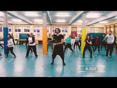 Boa Me - Fuse ODG feat. Ed Sheeran // Coreografía Completa XXI Encuentros