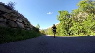 semi marathon Nevache - Val des Près - Briancon 2017