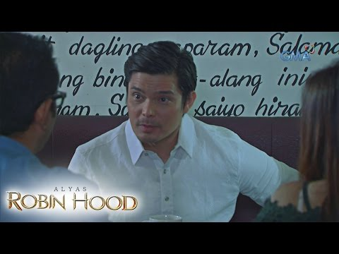 Alyas Robin Hood:  From vigilante to attorney