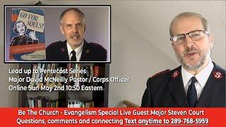 The Salvation Army Oshawa Church Online