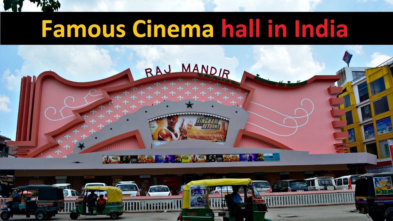 Raj mandir cinema jaipur famous cinema hall in india youtube raj mandir cinema jaipur famous cinema hall in india altavistaventures Images
