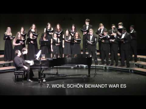 Brahms: Liebeslieder Walzer, Op. 52