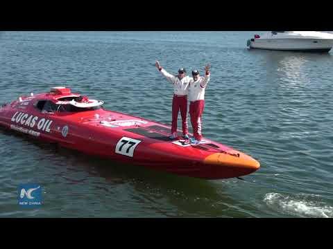 New speedboat record set between Key West and Havana