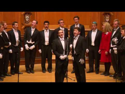 The Boxer - The Yale Whiffenpoofs of 2017
