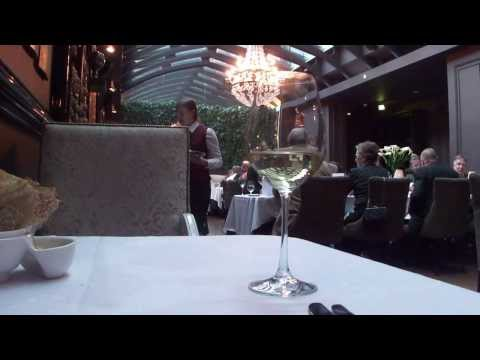 Russian Dinner at Restaurant Tchaikovsky in Tallinn