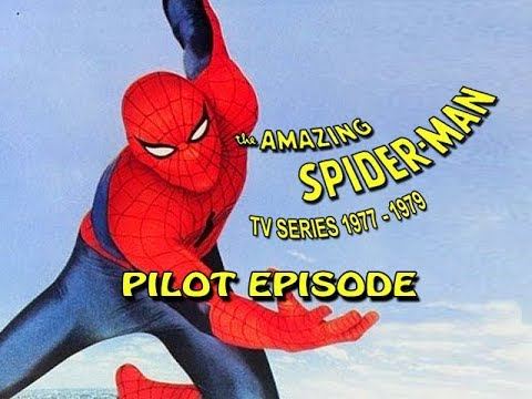 The Amazing Spider-man TV series Pilot episode (1977)