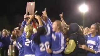 Girls Soccer Sectional Final: Carmel 2, Noblesville 1