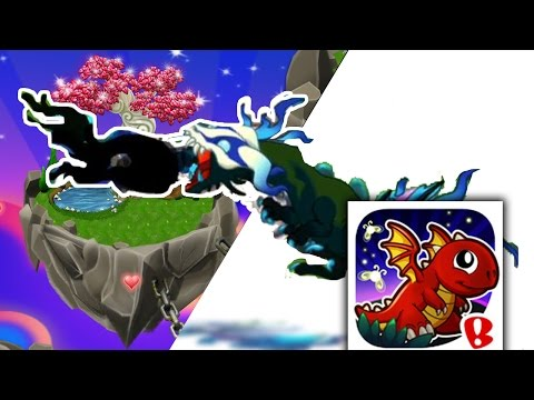 How to breed Nightmare Dragon 100% Real! DragonVale!
