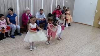 Детский танец стирка, апрель 2016.(Наш выпускной в Школе Танцев