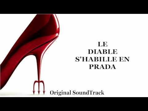 Le Diable s'habille en Prada - OST poster