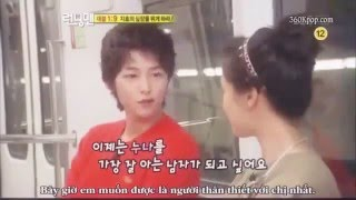 [Vietsub] Song Joong Ki tỏ tình cực ngọt.
