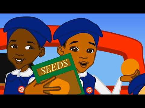 The Adventures of Muhammad's Children  Growing Our Own Food Music Video