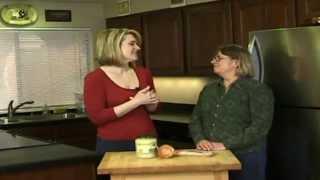 Chef Erin Coopey Features Cathy Sander's Fried Sauerkraut
