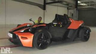 KTM X-Bow GT24 Videos