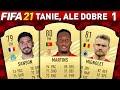 FIFA 21 - Najlepszy tani skład i taktyka na premierę gry! TAD#1