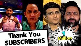 Sports Tak परिवार को दिग्गजों का सलाम | Harbhajan, Sourav, Azhar, Aakash, Nikhil