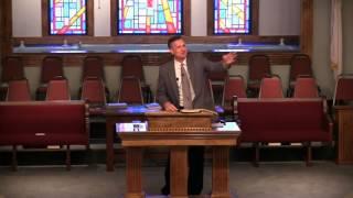 Pastor Tim Hall - Sermon - Signs of a Dead Church - Part 1