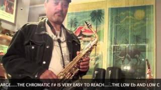 Bon Fils Student Alto Saxophone  sound samples