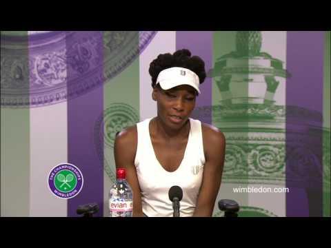 Venus Williams Says She Misses Serena 'So Much' At Wimbledon | ESPN