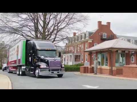 Truck Drivers Move America Forward