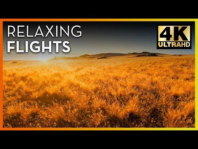 Relaxing Bush Plane Flight Utah Islands