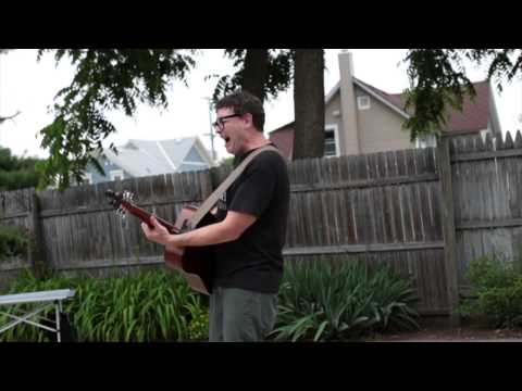 Dan Potthast Performing Live in Grand Rapids for his Living Room Tour! 6-21-14