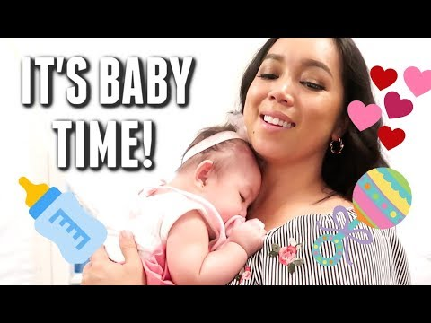 IT'S BABY TIME!!! - itsjudyslife