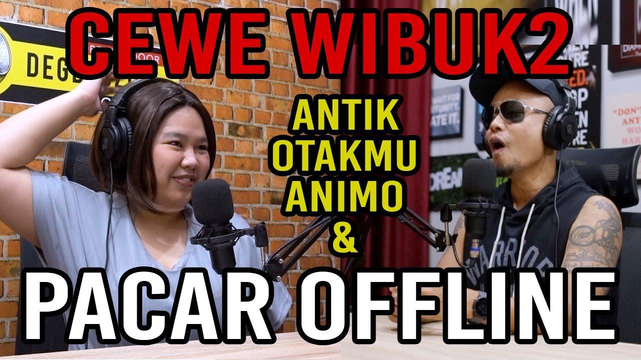 ANTIK, WIBU WIBU.. gak SEXY DAN PACAR OFFLINE!! THIS IS RISHEL