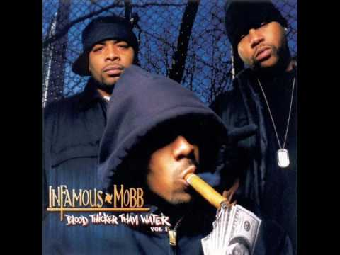 Infamous Mobb - Black Hand ft. Flame