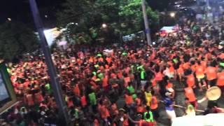 Carnaval Mucuri 2015 bloco pirão