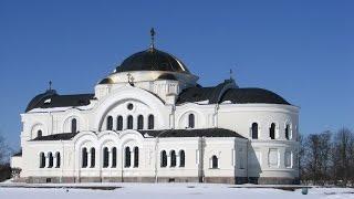 Свято-Николаевская гарнизонная церковь, г. Брест(Брестская крепость, Свято-Николаевская гарнизонная церковь. г. Брест., 2017-02-23T08:46:00.000Z)
