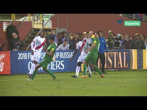 Perú 2 - 1 Bolivia: Revive la victoria peruana al ras de la cancha