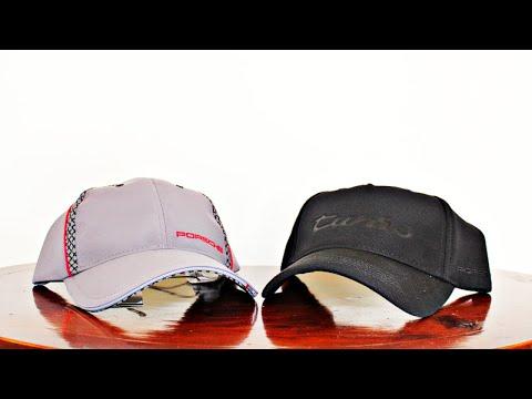 Porsche Hats REVIEW | Official Porsche Merchandise Caps | From the Porsche Museum in Stuttgart