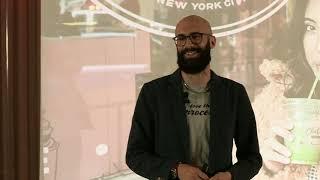 Il segreto del successo è la pazienza | Raffaele Gaito | TEDxSalerno