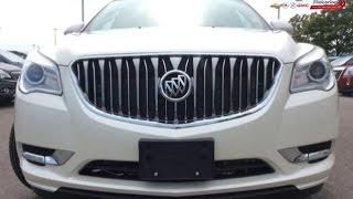 What is New in the 2015 Buick Enclave? | Buick Pickering | Buick Review