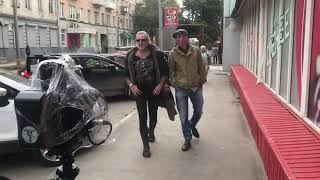 Джигурда и Панин в Саратове