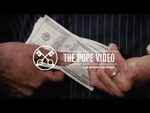 "The Pope Video - Say ""No"" to Corruption – February 2018"