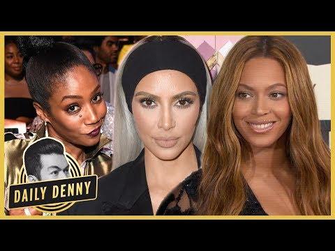 Decoding Beyonce's Verse in 'Top Off': Does Bey Shade Kim Kardashian and Tiffany Haddish?