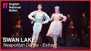 Swan Lake: Neapolitan Dance (extract) | English National Ballet