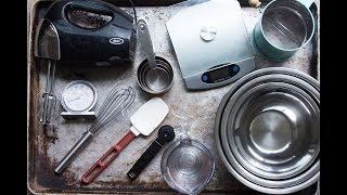 ESSENTIAL BAKING EQUIPMENT & THEIR USES | necessary baking equipment for your kitchen