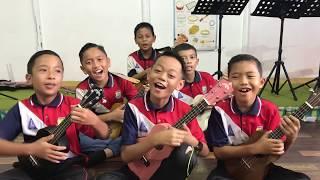 Download lagu Mengantuknya Mumia Ukulele Didi and Friends Cover by Bukit Mahkota Ukulele
