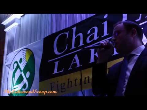 Yitz Henkin Lakewood Chai Lifeline Party