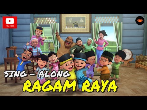 Download Upin & Ipin – Ragam Raya Mp3 (2.64 MB)