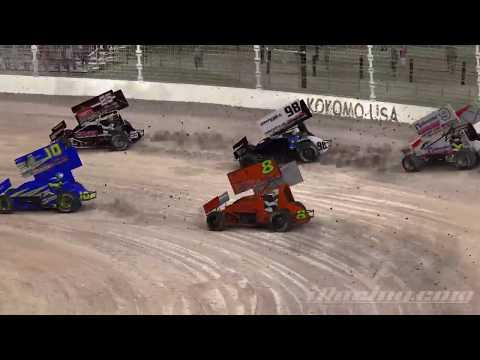 305 Sprint cars from Kokomo Speedway