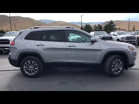 2019 Jeep Cherokee Carson City, Dayton, Reno, Lake Tahoe, Carson valley, Northern Nevada, NV 19CK159