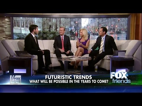 FOX FIGHT: Science Guest vs. 'Fox & Friends' Producer