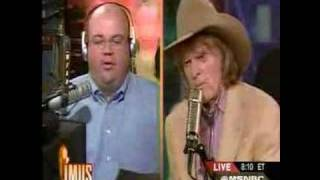 Imus and co rip Chris Carlin part 1