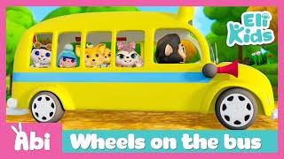 Wheels On The Bus +More | Eli Kids Songs & Nursery Rhymes