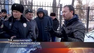 Қоғам белсендісі Руслан Жанпейісов рейдке шықты